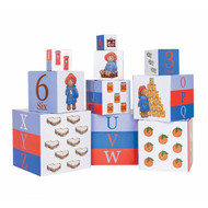 Paddington Bear Stacking/Nesting Blocks