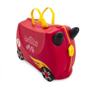 Trunki Rocco Race Car Ride On Suitcase