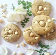 Milk & Cookies by Jewels Lactation Cookies  -White Chocolate & Macadamia