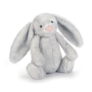 Jellycat Bashful Bunny Toy - Birch - Medium (31cm)