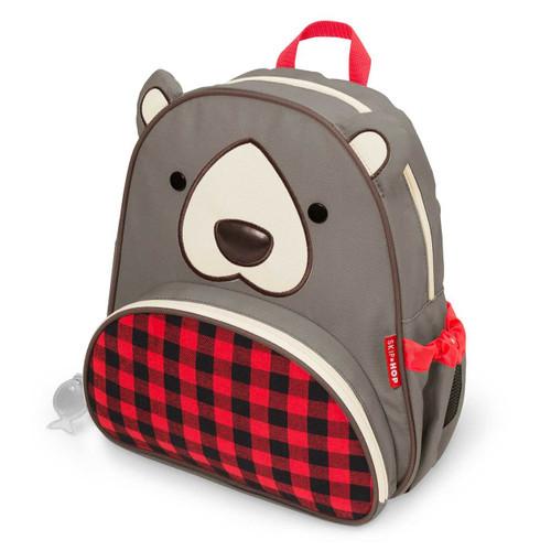 Skip Hop Toddler Backpack Blake Bear Winter 2017 Limited Edition