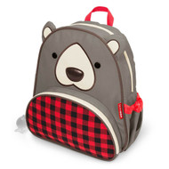 Skip Hop Toddler Backpack - Blake Bear (Winter 2017 Limited Edition)