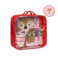 Skip Hop Zoo Mealtime Gift Set - Deer (Limited Edition)