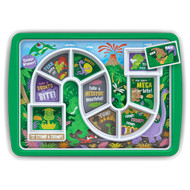 Fred Dinner Winner Meal Tray - Dinosaur