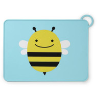Skip Hop Bee Fold & Go Silicone Placemat