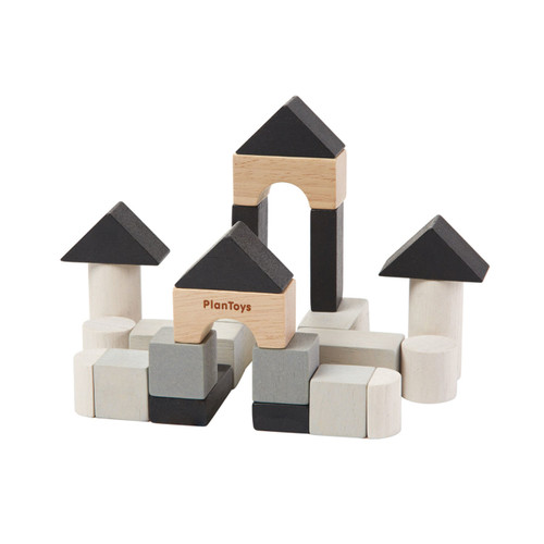 PlanToys Eco Mini Toy - Construction Blocks