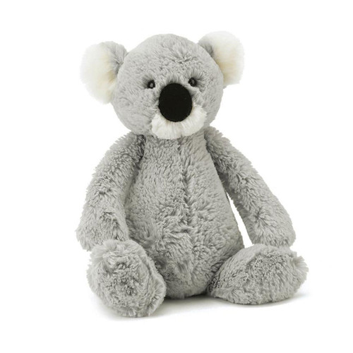 Authentic Jellycat Bashful Koala Plush Toy
