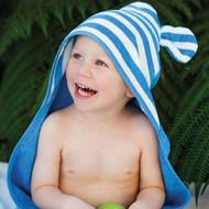 Silly Billyz Organic Baby Hooded Ears Towel