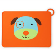 Buy Skip Hop Dog Fold & Go Silicone Placemat