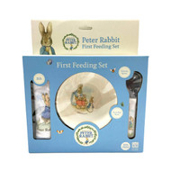 Peter Rabbit 3 Piece Baby First Feeding Set