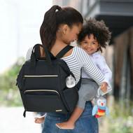 Skip Hop Main Frame Wide Open Baby Backpack