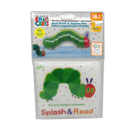The Very Hungry Caterpillar Bath Book & Squirter Toy