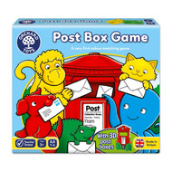 Orchard Toys Colour Matching Post Box Game