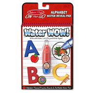 Letters Water Reveal Pad - On the Go Travel Book