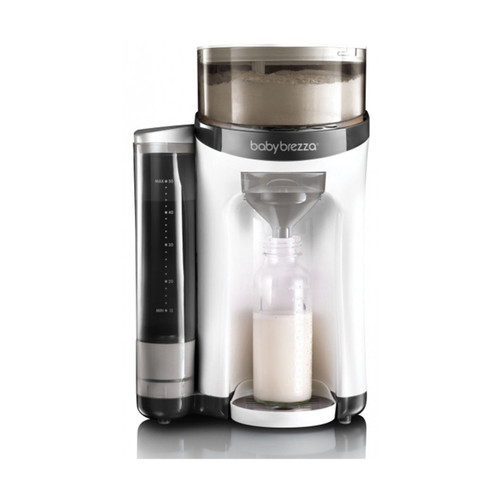 Baby Brezza Formula Pro - Bottle Preparation
