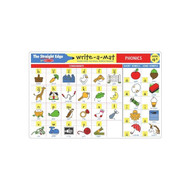 Melissa & Doug Write A Mat Placemat - Phonics