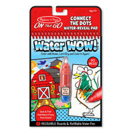 Water Wow! Water Reveal Pad - Connect Dots Activity Pad