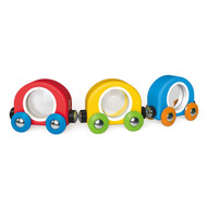 Hape Wooden Take a Look Train Set