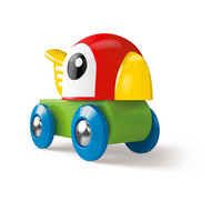 Hape Whistling Parrot Train Engine