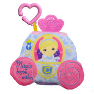 Disney Princess Teether Soft Book - Cinderella
