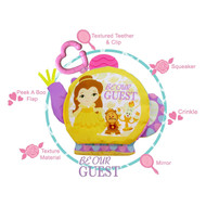 Disney Princess Teether Soft Book - Belle