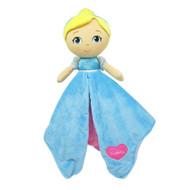 Disney Baby Princess Plush Blankey - Cinderella