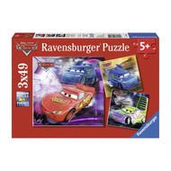 Ravensburger Disney Cars Puzzle Set - 3x49pc