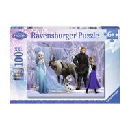 Ravensburger Disney Frozen Snow Queen 100 Piece Jigsaw Puzzle