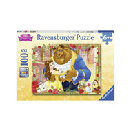Ravensburger Disney Belle & Beast XXL Puzzle - 100pc