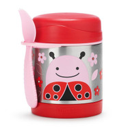Skip Hop | Ladybug Zoo Insulated Food Jar