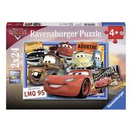Ravensburger Disney Pixar Cars Puzzles - 2x24pc
