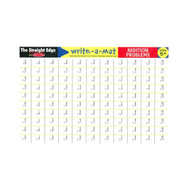 Melissa & Doug Write A Mat Placemat - Maths Addition