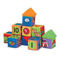 K's Kids Match & Build Blocks - Baby Educational Toys