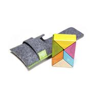 Tegu Magnetic Prism Pocket Pouch - Tints