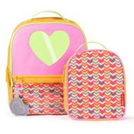 Skip Hop Heart Forget Me Not Backpack Set