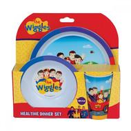 The Wiggles Mealtime Dinner Set