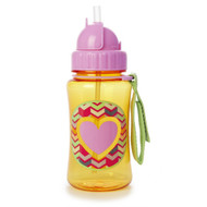 Buy Skip Hop Heart Kids/Toddler Straw Drink Bottle Online