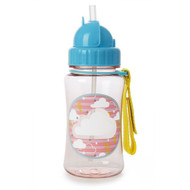 Skip Hop Cloud Forget Me Not Straw Drink Bottle