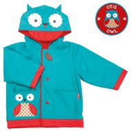 Skip Hop | Owl Zoo Kids Raincoat