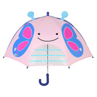 Skip Hop Butterfly Zoo Kids Umbrella