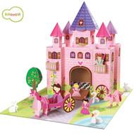 Krooom Trinny - Fairy Princess Castle Playset