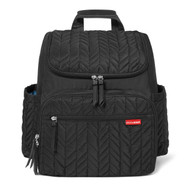 Skip Hop Forma Nappy Backpack - Jet Black
