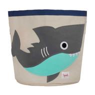 Buy online 3 Sprouts Storage Bin : Grey Shark