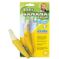 Original Banana Toddler Toothbrush