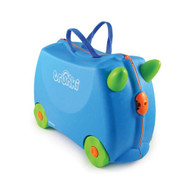 Trunki Terrance Blue Ride On Suitcase