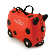 Online Kids Ladybug Ride On Carry Luggage