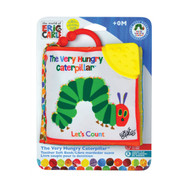 Eric Carle's Hungry Caterpillar Let's Count Clip On Book