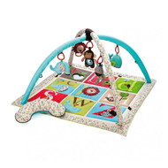 Skip Hop Baby Alphabet Zoo Activity Gym