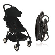 BabyZen Yoyo Plus Stroller - Black (6months+)