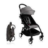 BabyZen Yoyo Plus Stroller - Grey (6months+)